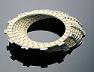 Set  placi frictiune ambreiaj Prox Yamaha TT-R 125, XT 125 00-17