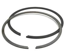 Set segmenti 66.40 mm Prox Honda CR 250 86-04, Husqvarna CR,WR 250 98-13, Suzuki RM 250 96-98