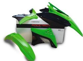 Set plastice Kawasaki KX F