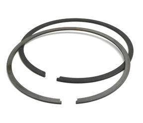 Set segmenti 54.00 mm, KTM125SX '07-18,  KTM125EXC '01-16, Husqvarna TE, TC 125