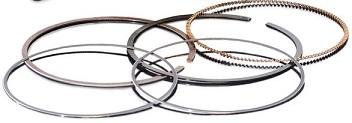 Set segmenti ProX 101.00 mm Honda, Kawasaki, KTM, Sea Doo