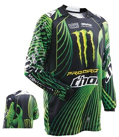 Tricou Thor Phase Pro Circuit Monster Energy