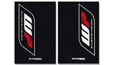 Stickere furca cu logo, protectie furca